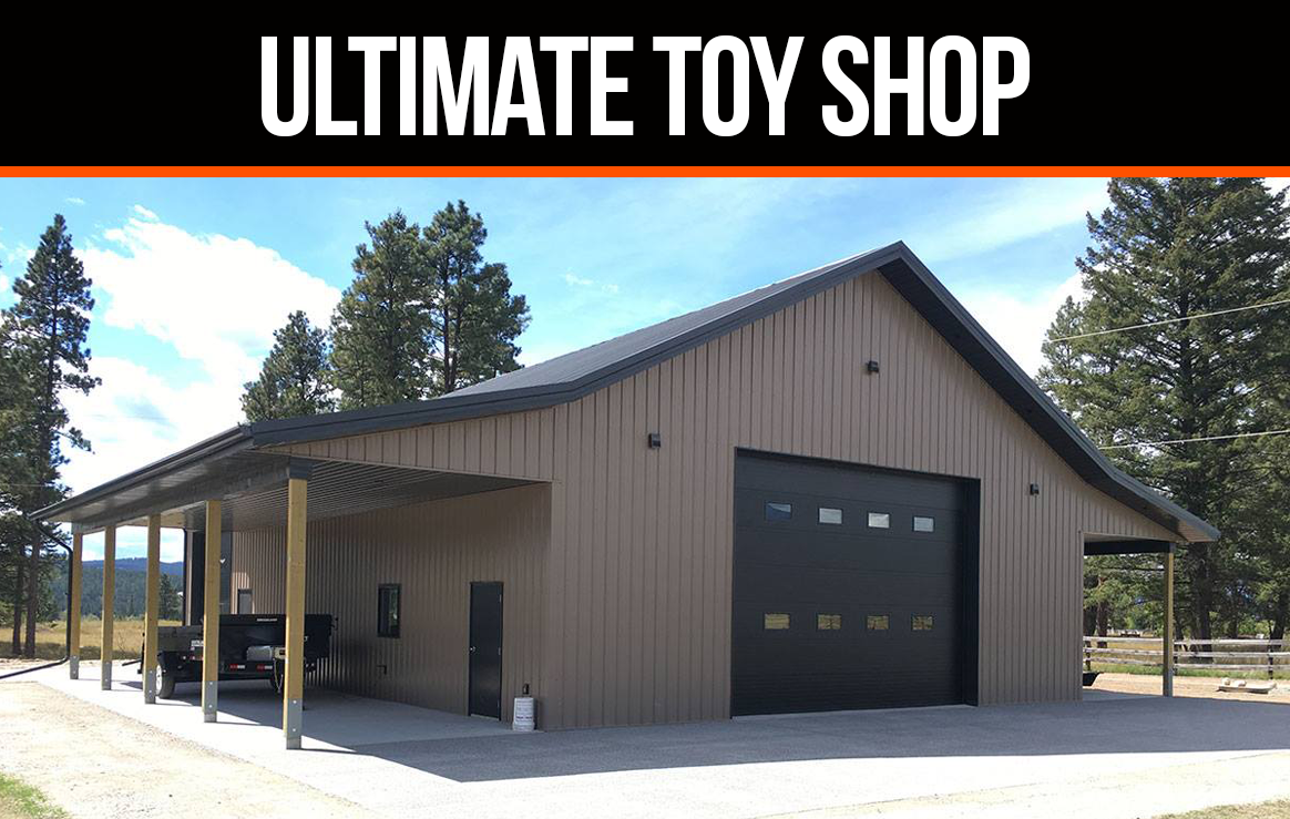 Ultimate Toy Shop Tour